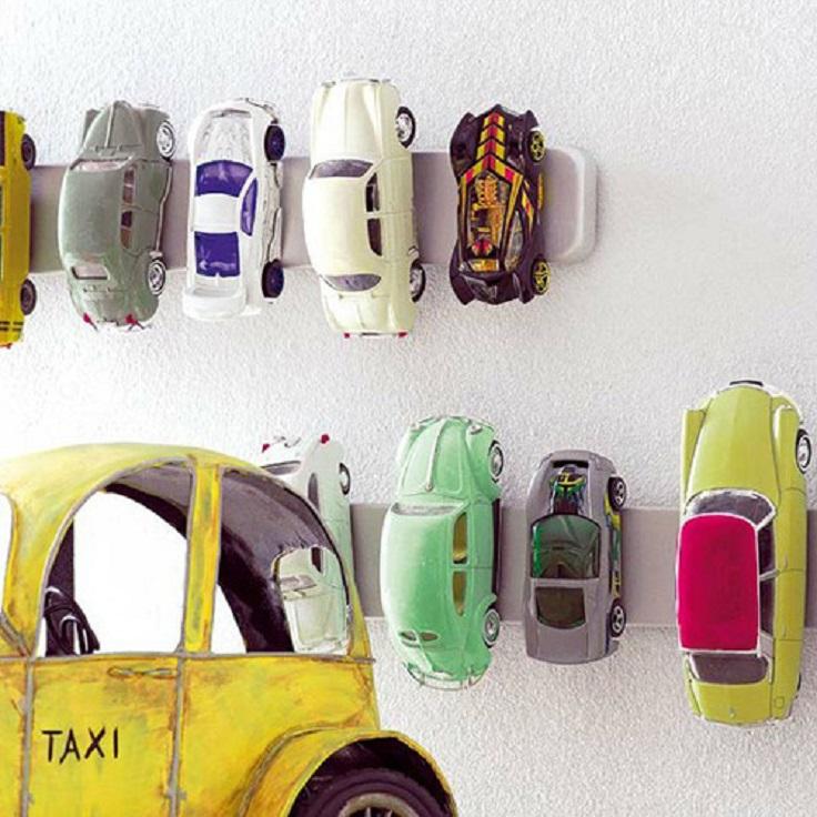 Magnet-Toy-Car-Storage