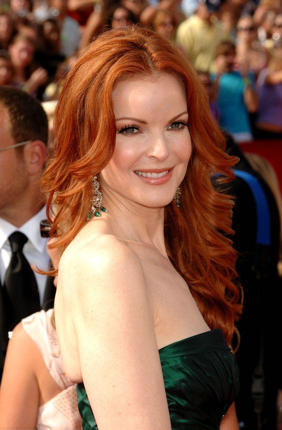 Marcia-Cross-red-hair-