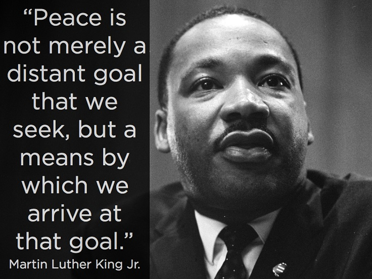 Martin-Luther-King-about-peace