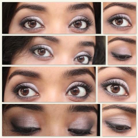 Metallics-Silver-Purple-Grey-Smokey-Eye-Makeup-Tutorial