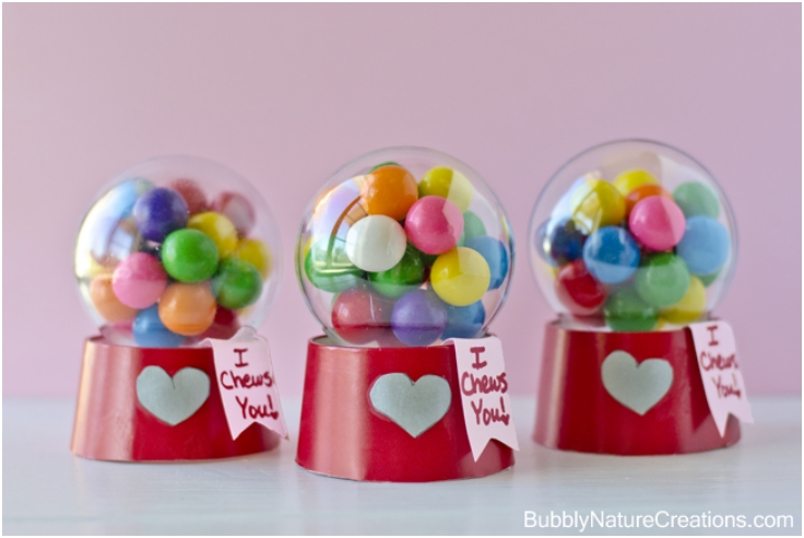 Top 10 Fun DIY Bubblegum Valentines