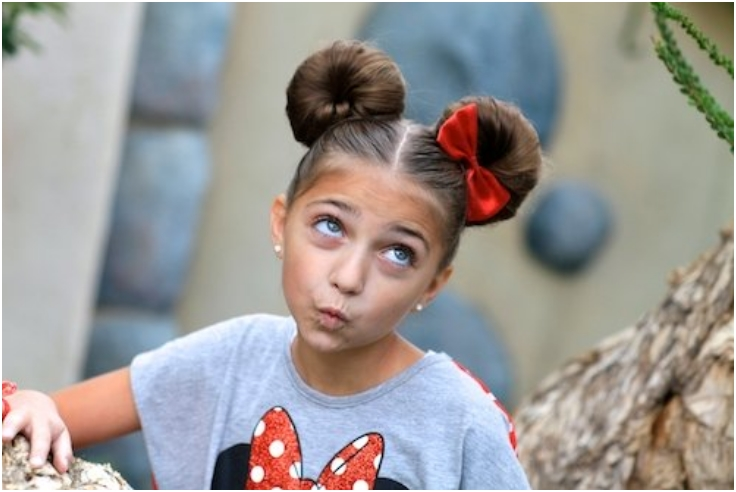 Top 10 Darling Hairdos For Your Little Princess Top Inspired