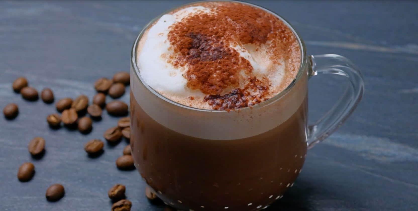 Mocha-Cappuccino-Recipe