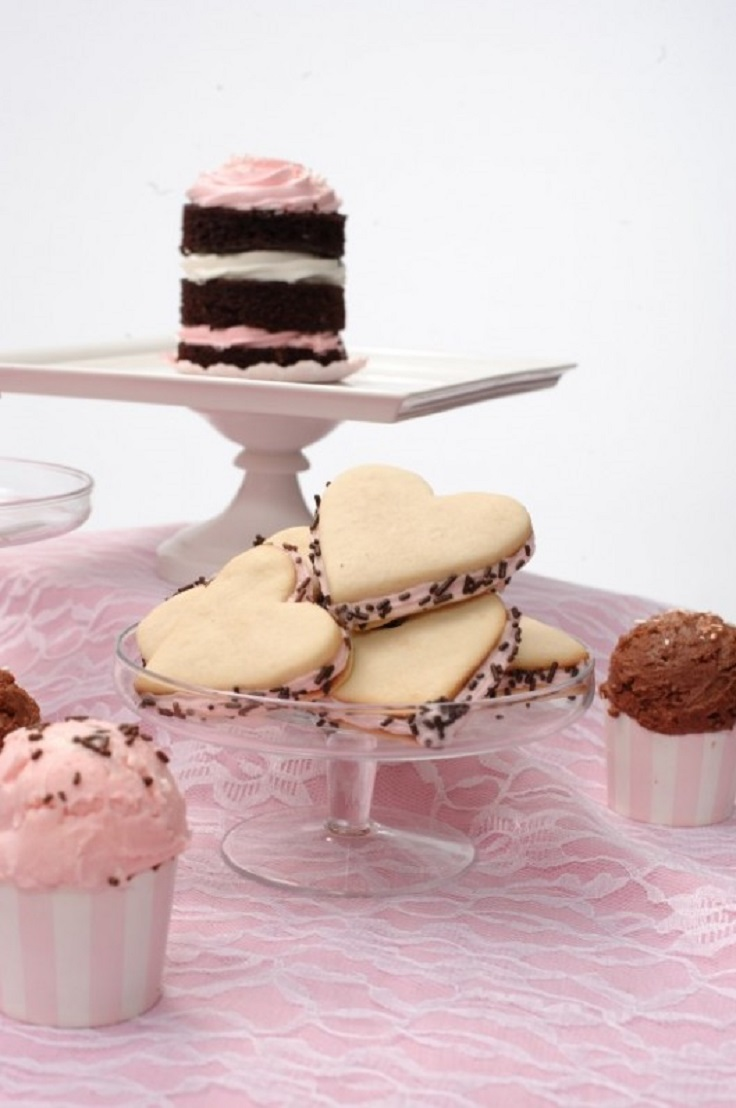 Top 10 Romantic Heart Shaped Cookies