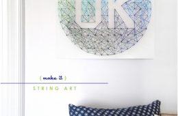 Top 10 Stunning DIY String Art | Top Inspired