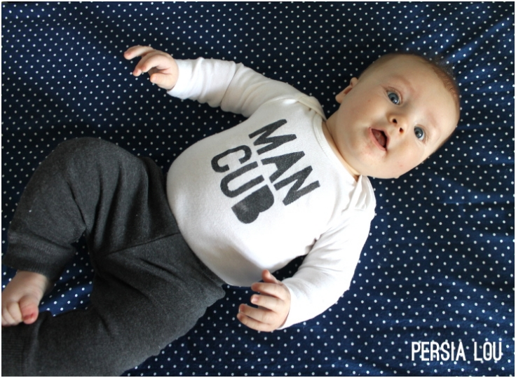 Top 10 Darling DIY Onesies