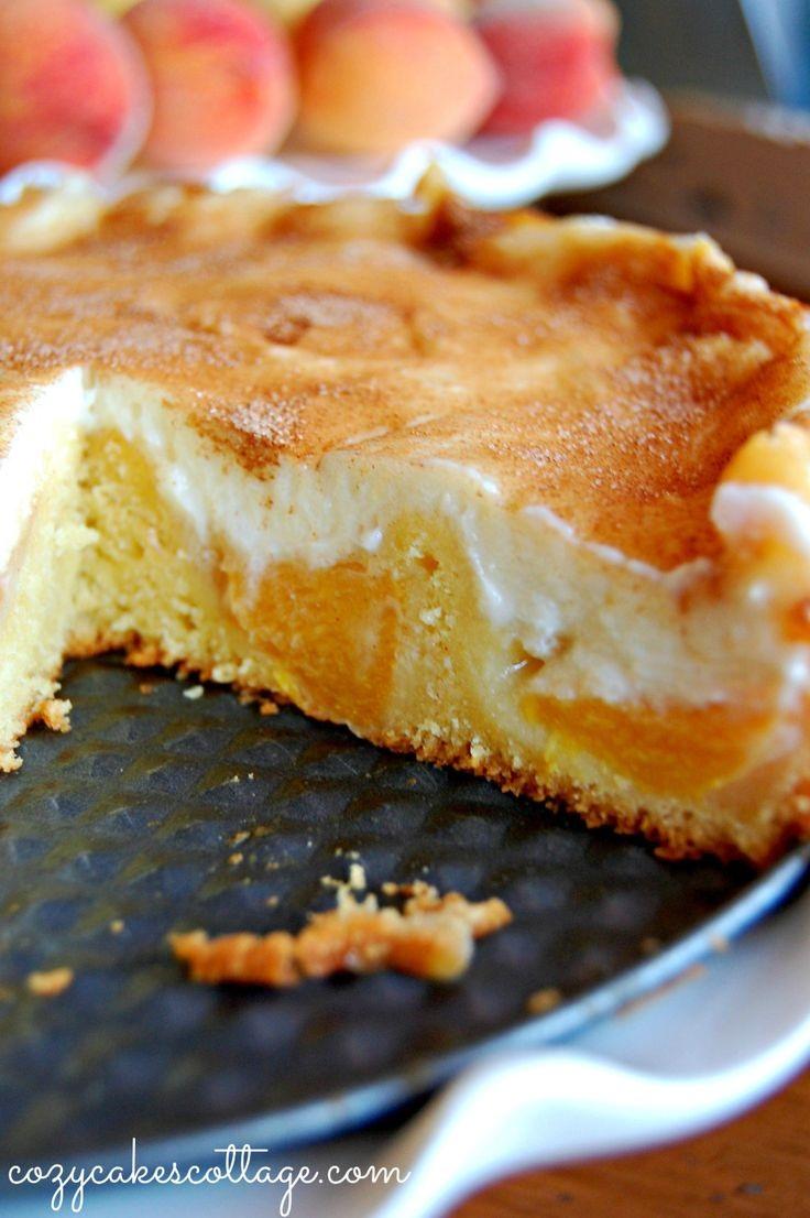 Peaches-n'-Cream-Cobbler-Pie