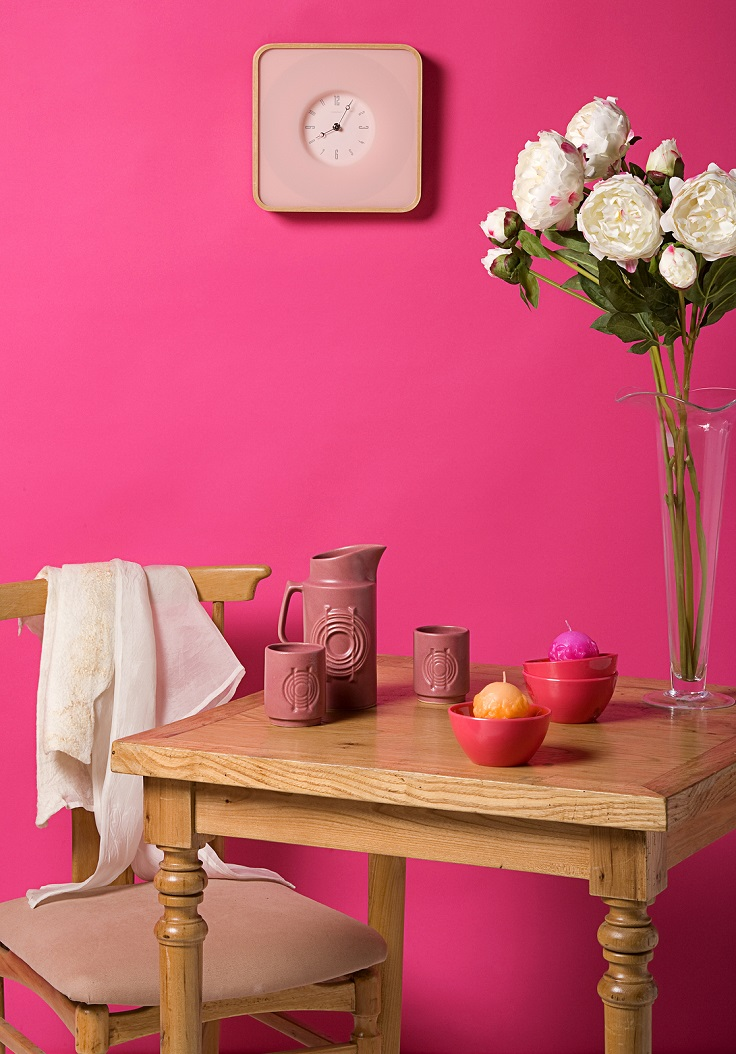 Pink Wall Paint - Transitional - nursery - Sherwin ...   Pink Wall Color