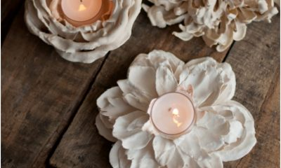 Top 10 Romantic DIY Candle Holders | Top Inspired