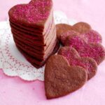 Pretty-Valentines-Heart-Brownie-Roll-Out-Cookies-150x150