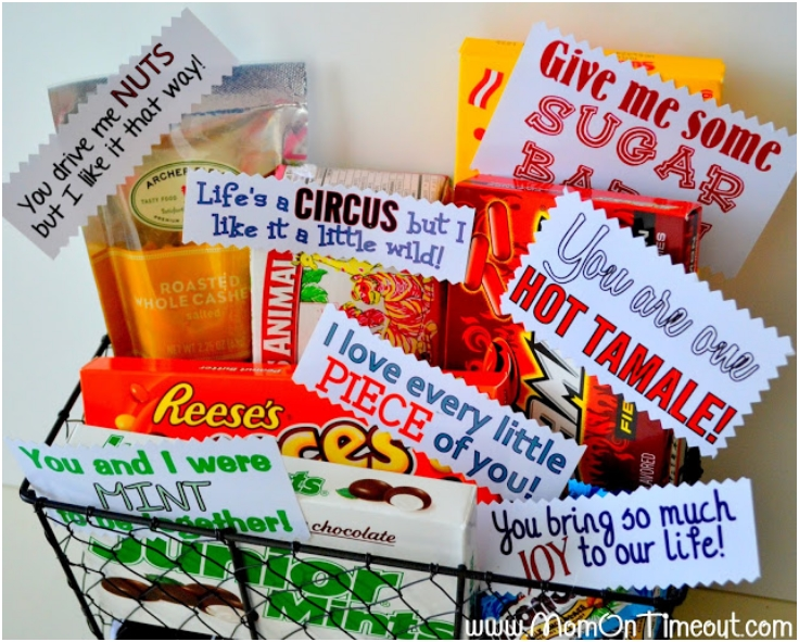 Top 10 DIY Valentine Gifts That He Will Love