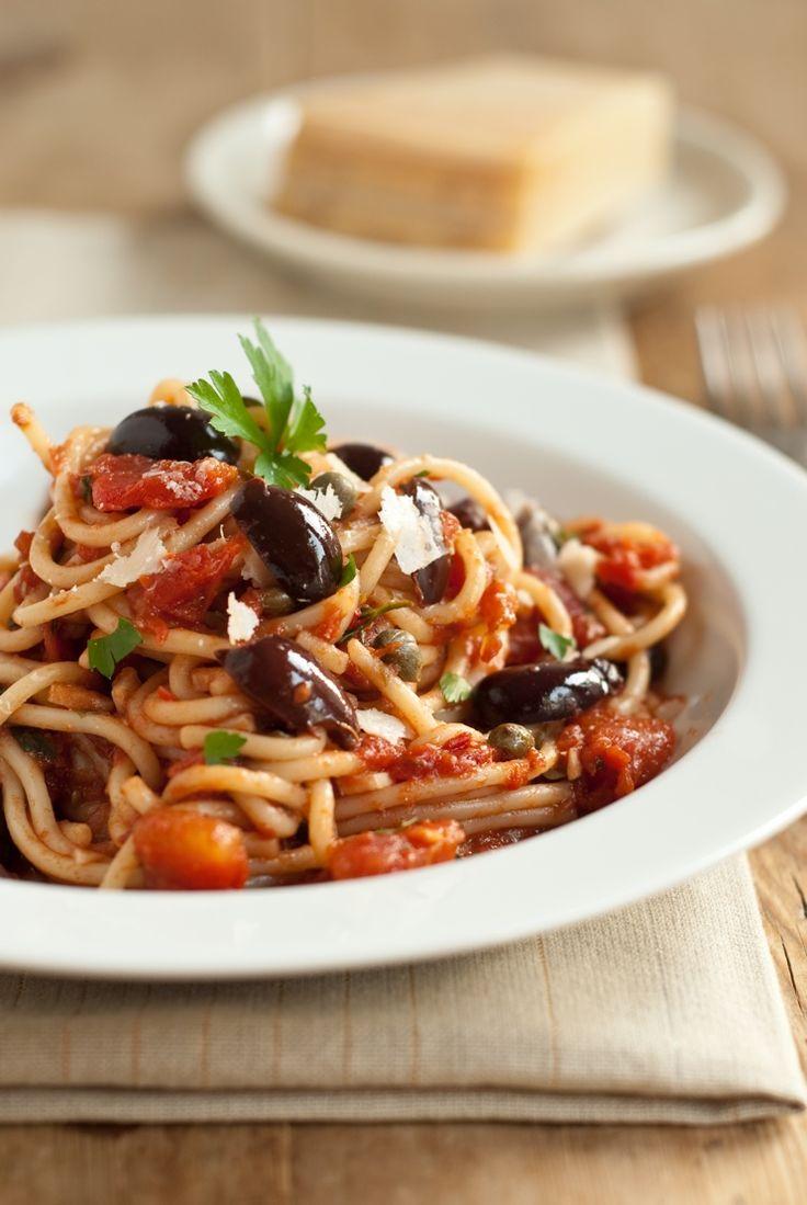 Puttanesca-Pasta-Sauce