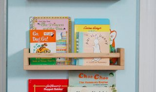 Top 10 DIY Kid's Book Storage Ideas | Top Inspired