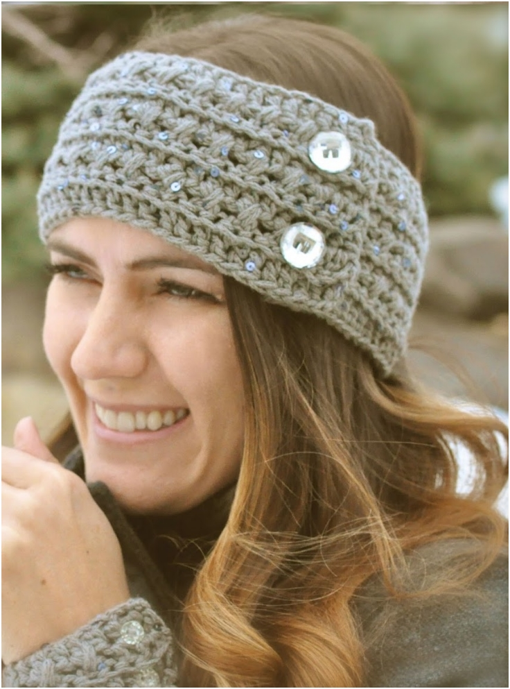 Estonian Knitting Patterns Free : Top 10 Warm DIY Headbands (Free Crochet and Knitting Patterns) - Top Inspired