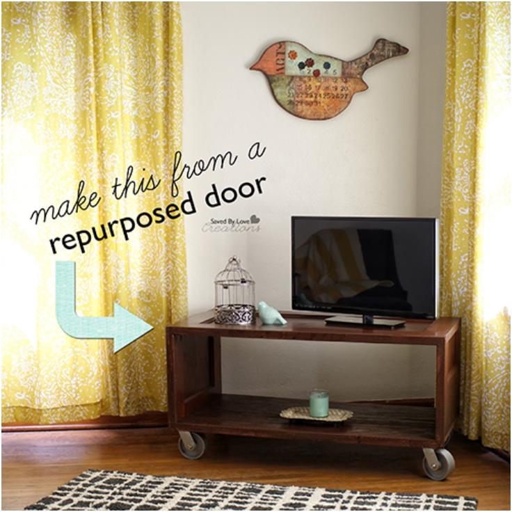 Top 10 Lovely DIY Repurposed Vintage Doors & Top 10 Lovely DIY Repurposed Vintage Doors - Top Inspired pezcame.com