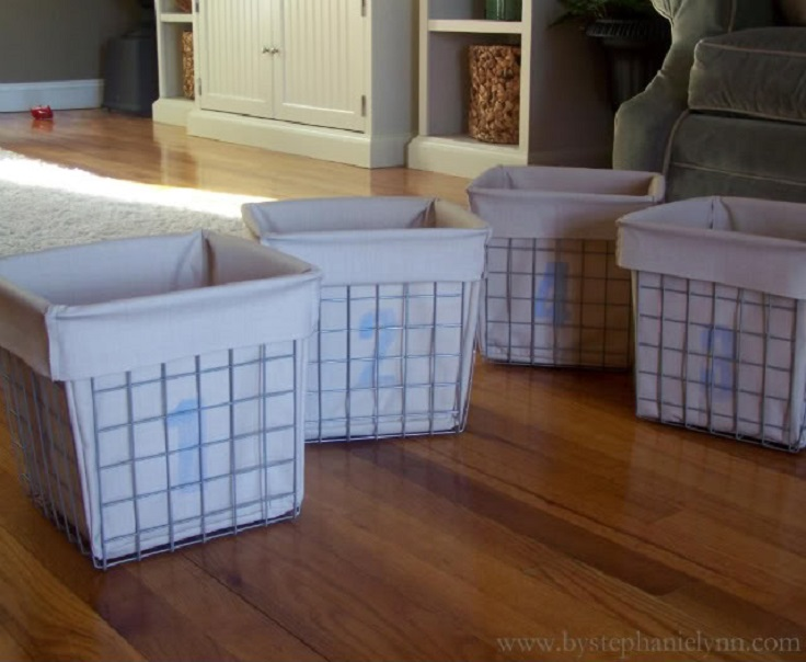 Restoration-Hardware-Inspired-Industrial-Baskets-with-Fabric-Liners