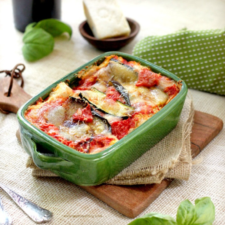 Top 10 Best Lasagna Recipes - Top Inspired