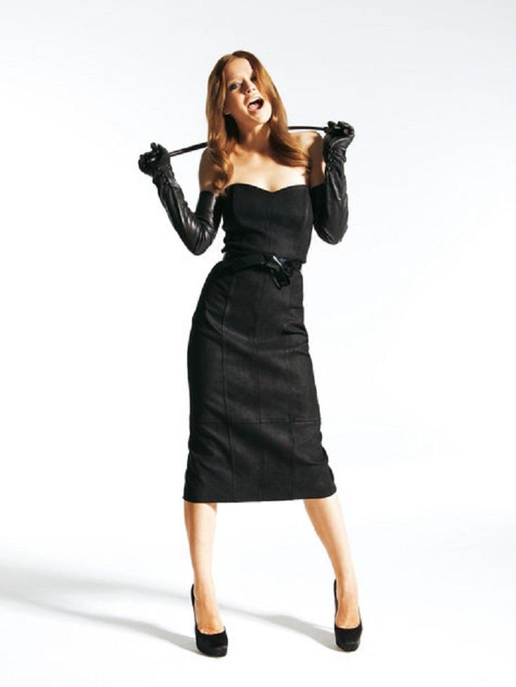 Seamed-Strapless-Dress