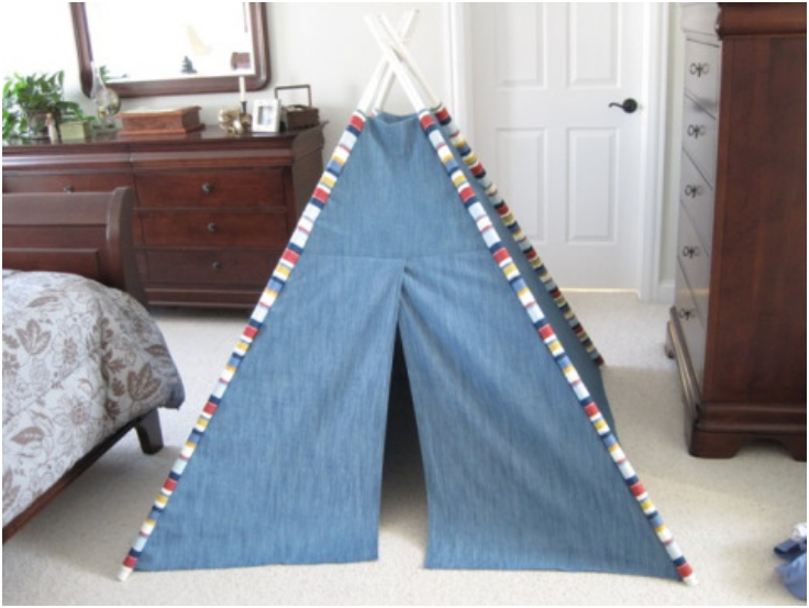 TeePee-Tutorial
