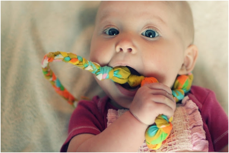 Top 10 DIY Solutions For Teething Babies