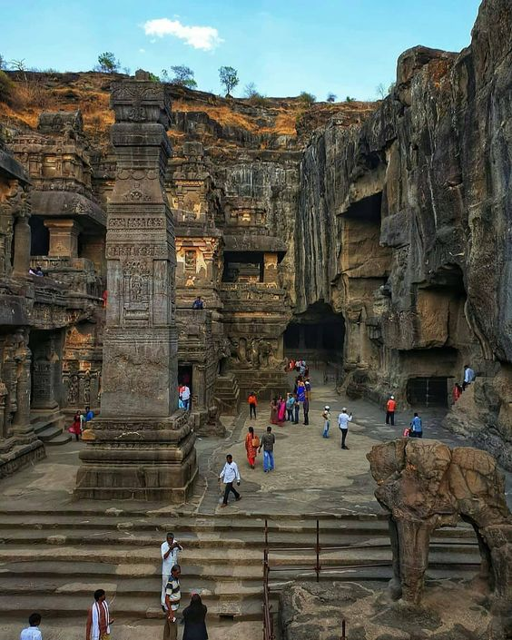 The-Rock-Hewn-Temple-from-8th-C-Tibet