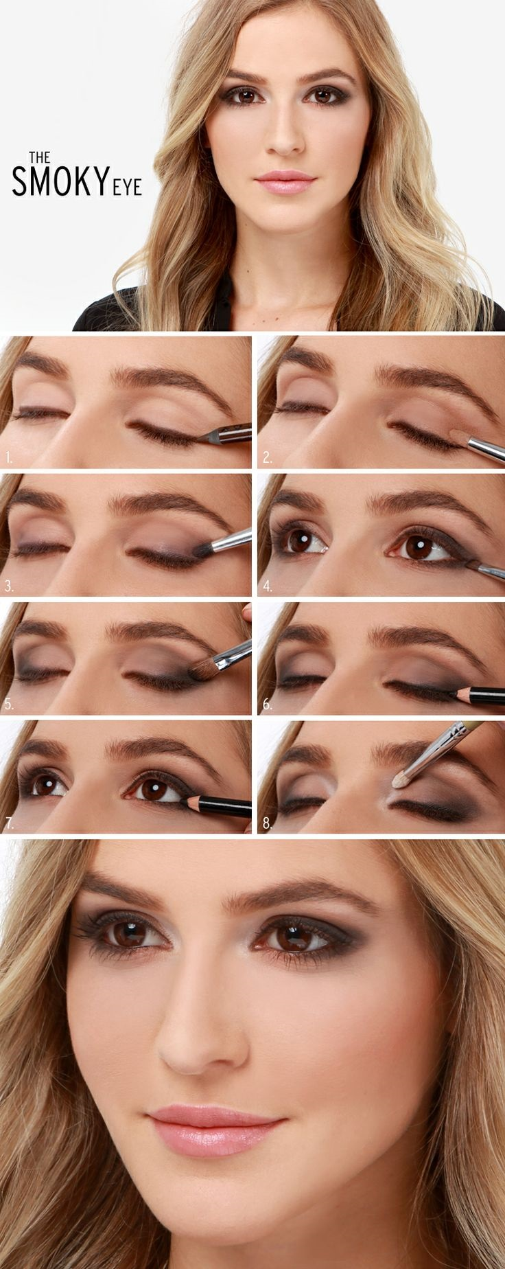 The-Smoky-Eye-Makeup-Tutorial
