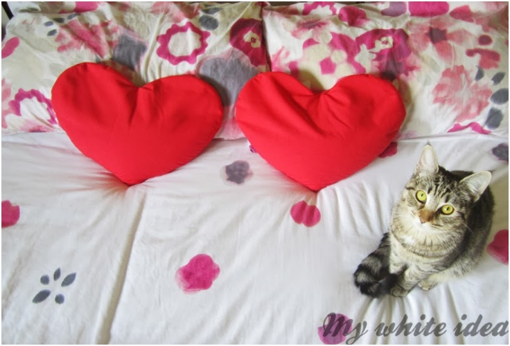 Top 10 DIY Valentine Hearts To Keep You Warm