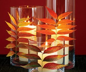 Top 10 DIY Projects With Fall Leaves