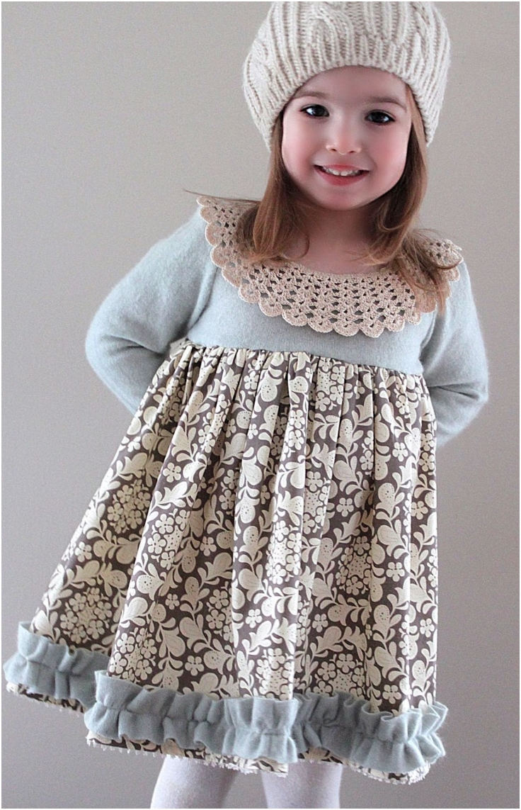 Top 10 Cool Sewing Patterns For Kids Clothes Top Inspired