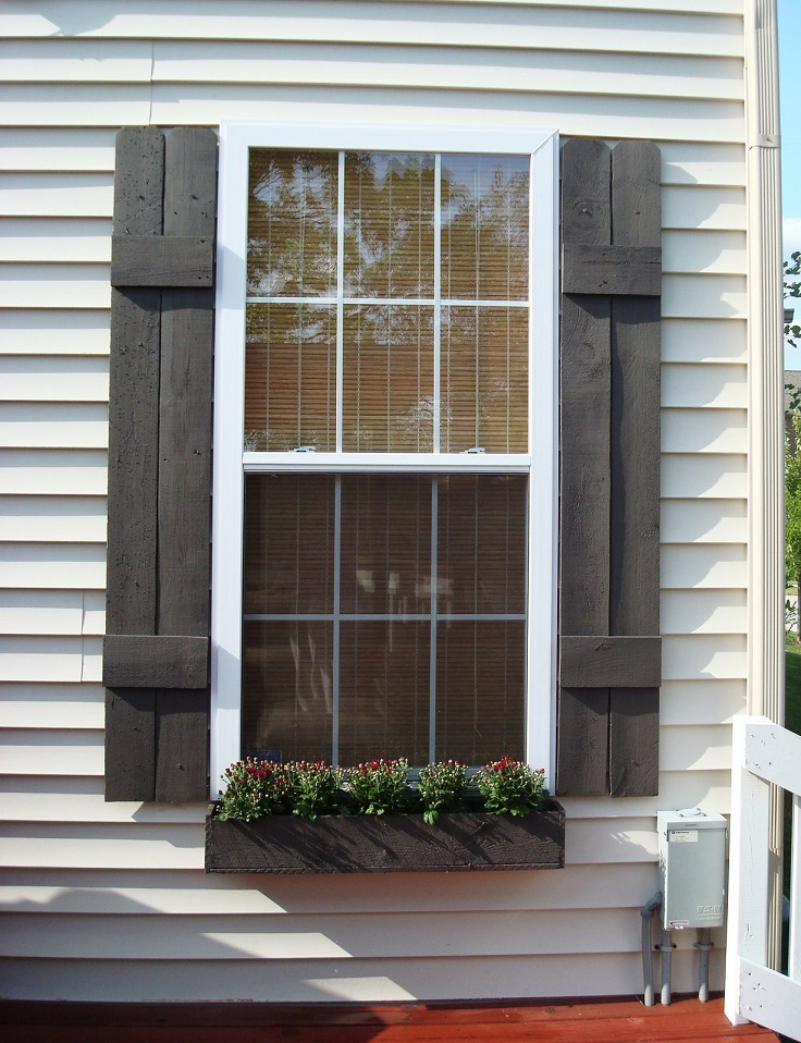 top 10 best diy window boxes top inspired. Black Bedroom Furniture Sets. Home Design Ideas