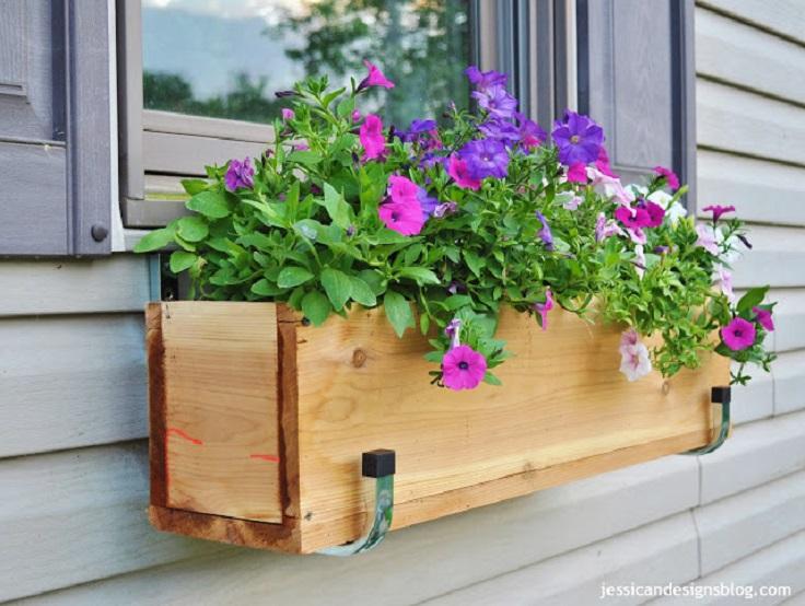 Top 10 Best DIY Window Boxes | Top Inspired