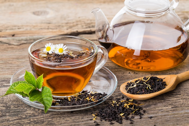 Top 10 Teas For Weight Loss | Top Inspired