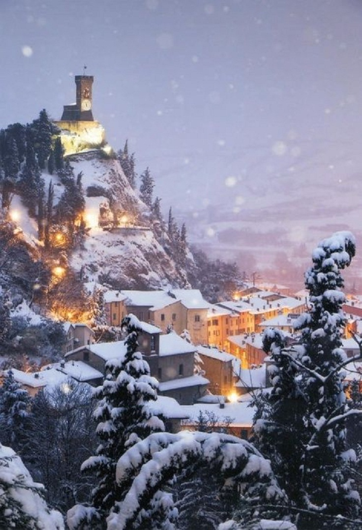 Top 10 Best Winter Wonderland Places
