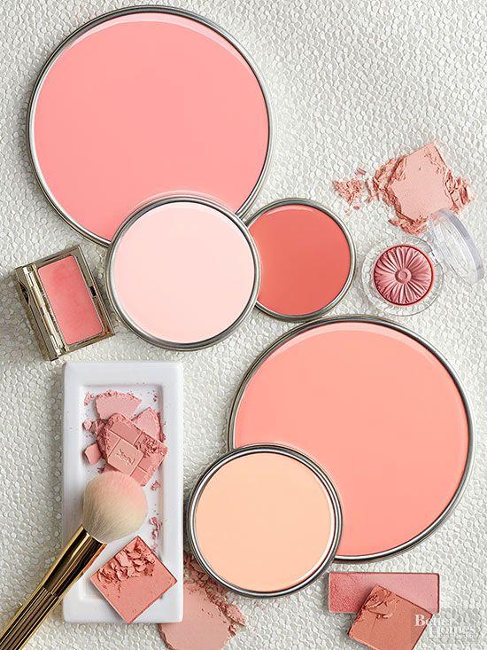 blush-