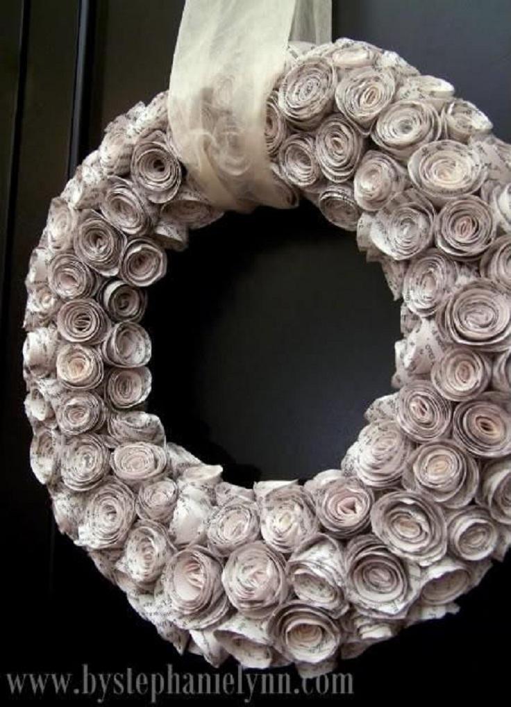faux-curled-rosewood-wreath-pinata