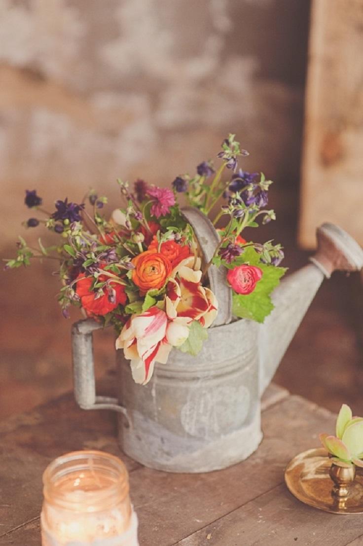 Top diy simple flowers arrangements inspired
