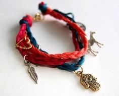 friendship charm bracelet