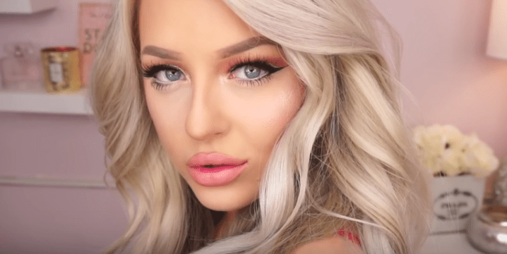 glitter-cat-eye-makeup-
