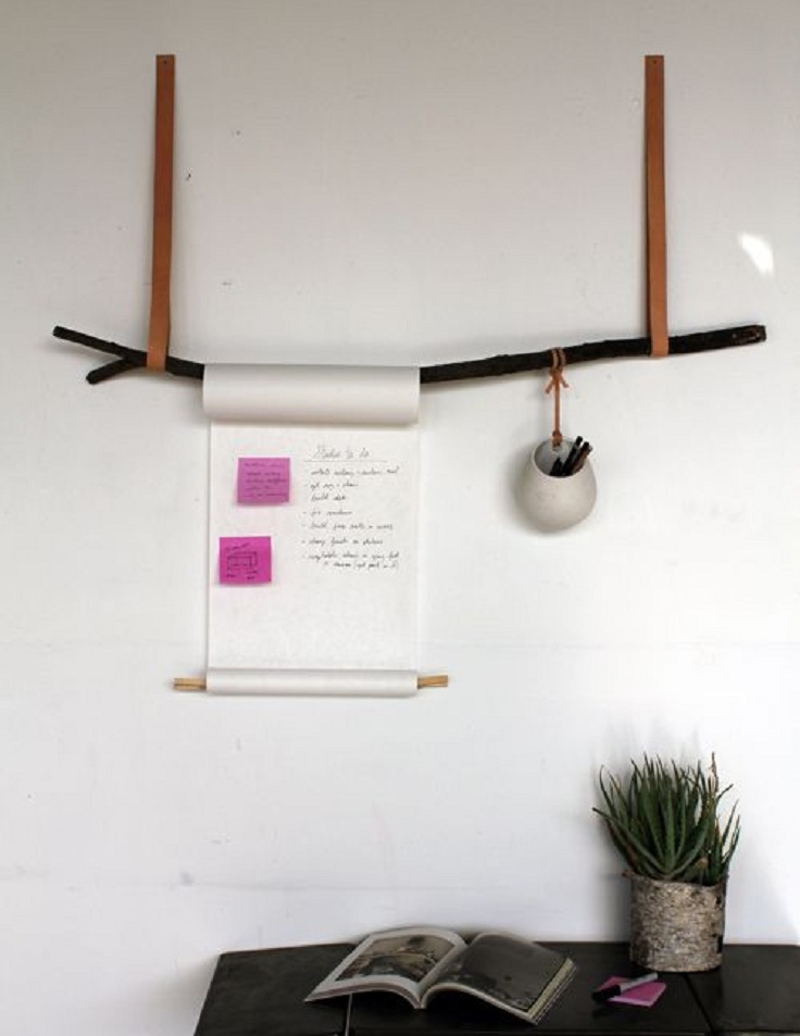 Top 10 DIY Office Organization Tutorials | Top Inspired