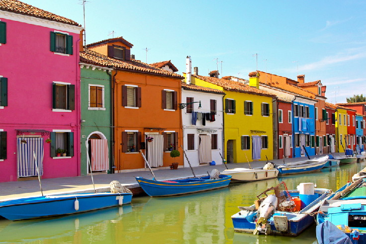 Top 10 most colorful places in the world top inspired for 10 best places to visit in italy
