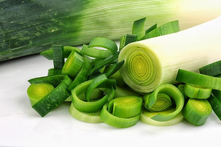 Top 10 Most Diuretic Vegetables  | Top Inspired