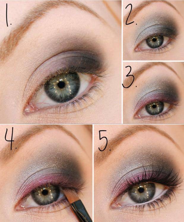 metallic-pink-makeup-
