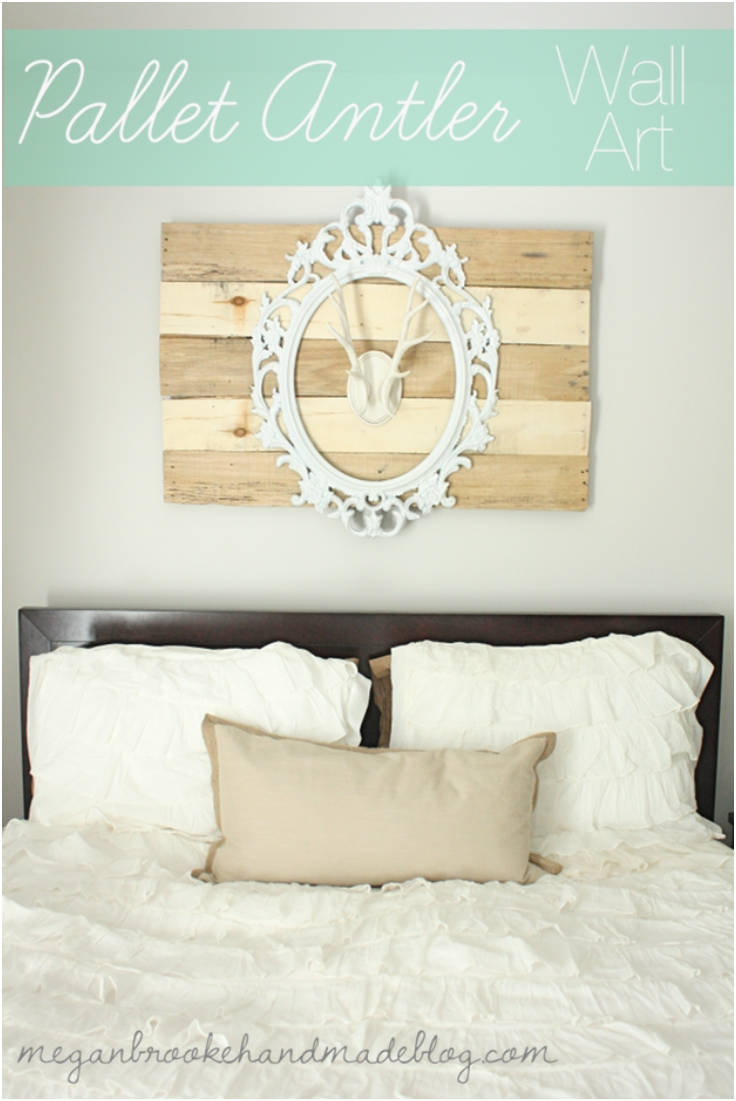Top 10 Wonderful DIY Wood Wall Art