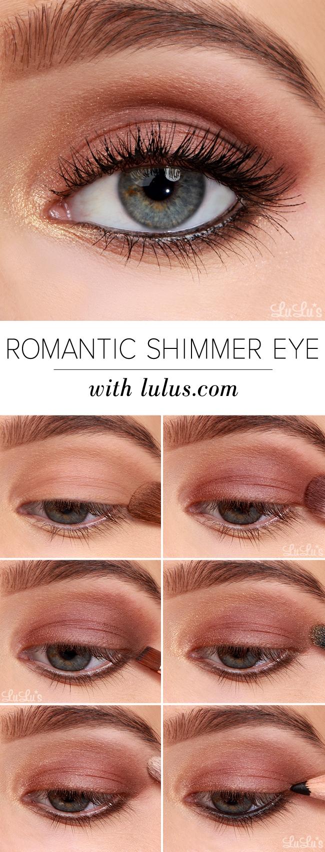 romantic-shimmer-eye-makeup-