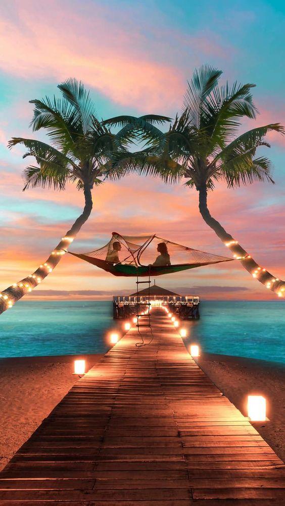 sunset-in-maldives-