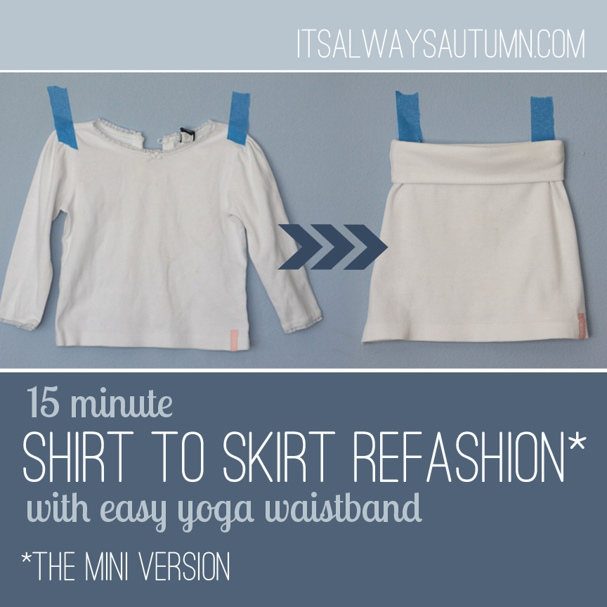 t-shirt-as-skirt-