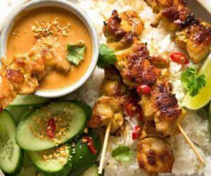 Top 10 Flavorful Chicken Skewers