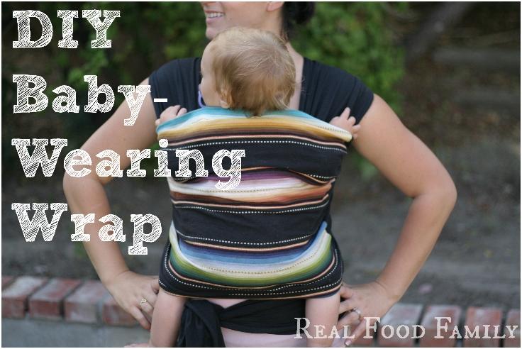 Baby-Wearing-Wrap
