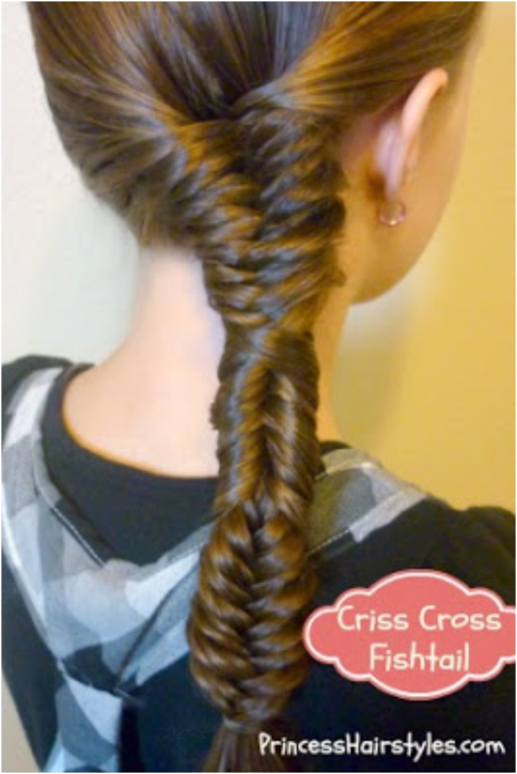 Top 10 Fantastic Fishtail Braid Hairdos Top Inspired
