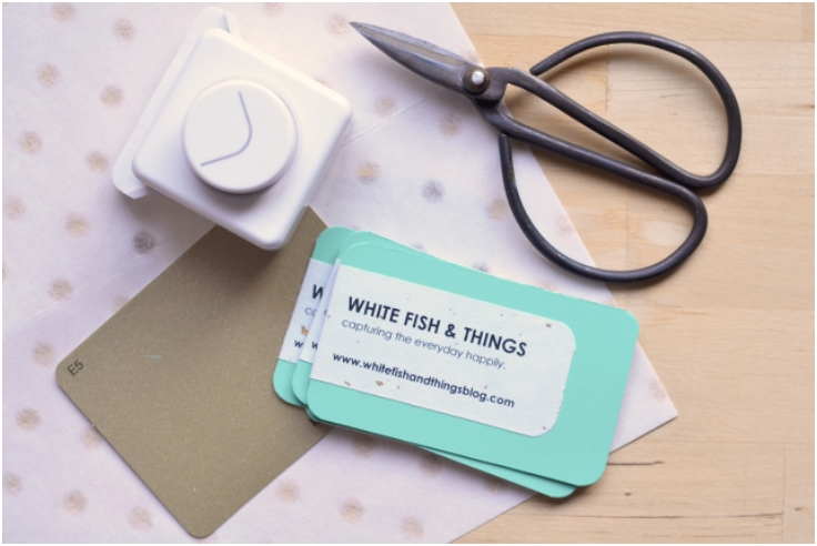 Top 10 creative and inexpensive diy business or calling cards top diy paint chip cards colourmoves